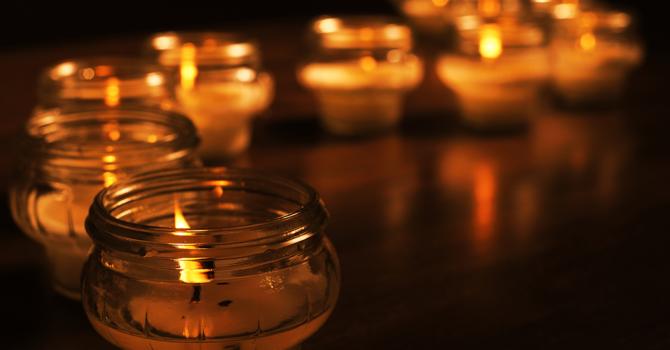Layreaders 'All Souls' Evening Prayer service