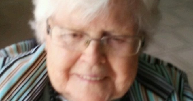 Church Planting in her 90's! image