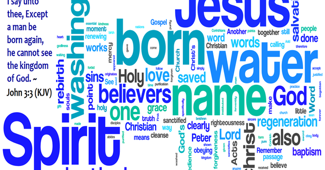 How Can We Be Born Again? image