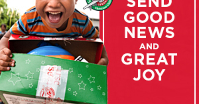 OCC Shoebox Collection Day @ PAC