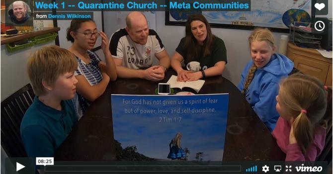 Meta Home Church