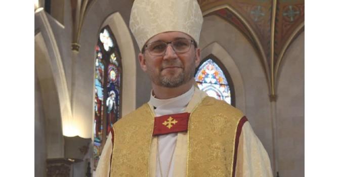 Bishop Todd Townshend's Episcopal Visit