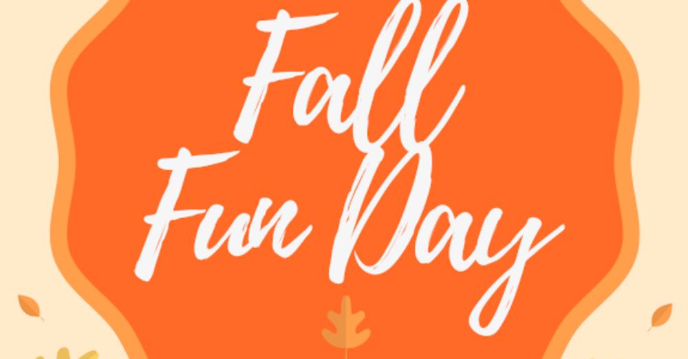 Kids Fall Fun Day