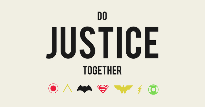 Do Justice Together