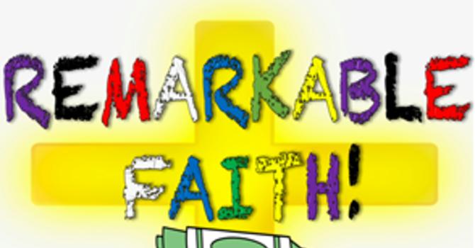 Faith Formation Fall 2020