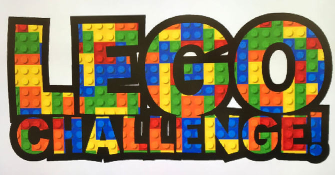 Children's Ministry Build-A-Parable Lego Challenge
