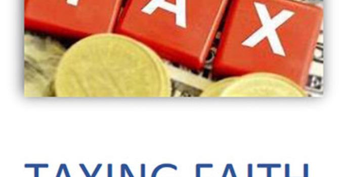 Taxing Faith image