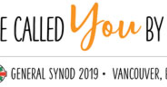 My Thoughts On General Synod 2019 image