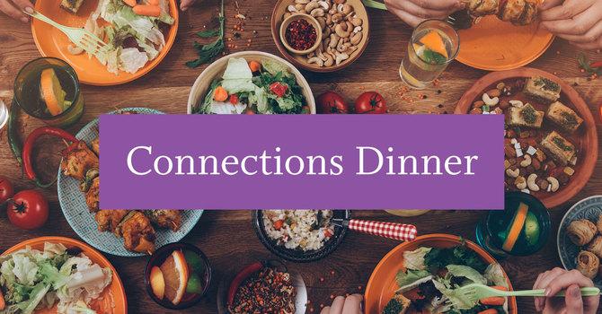 Connections Dinner | East Van Site
