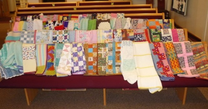 PROJECT LINUS: 111 Blankets