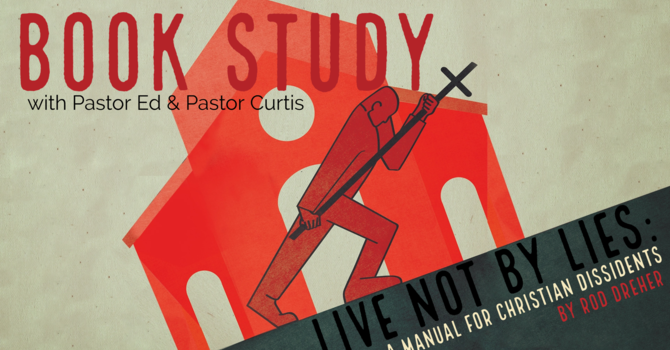 Book Study with Pastor Ed & Pastor Curtis