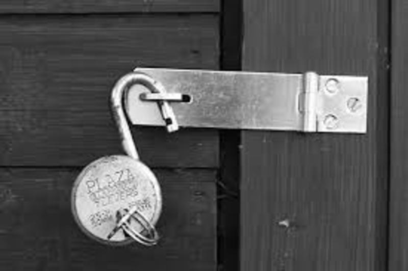 And the Door was (un)Locked