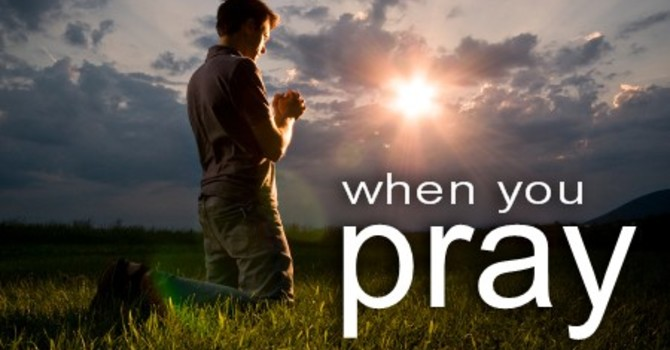 The Lord's Prayer - Protection