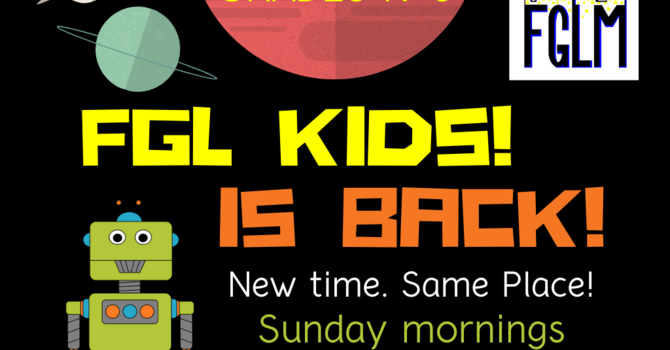 FGL Kids / Sunday School