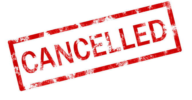 Cancellations Due to COVID-19 image