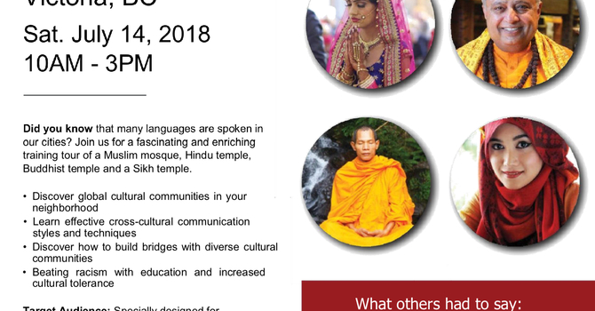 Multi Cultural Training Tour image