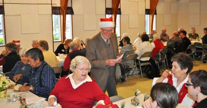 POCO Church Hosts Senior's Lunch and Eucharist image