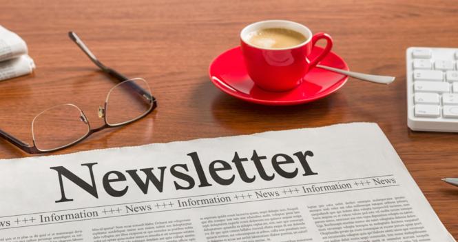 Oct. 16, 2020 Newsletter