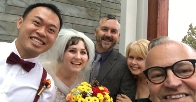 Congratulations to Mr & Mrs John & Victoria Mah