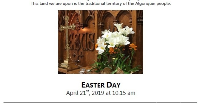 The Sunday of the Resurrection: Easter Day