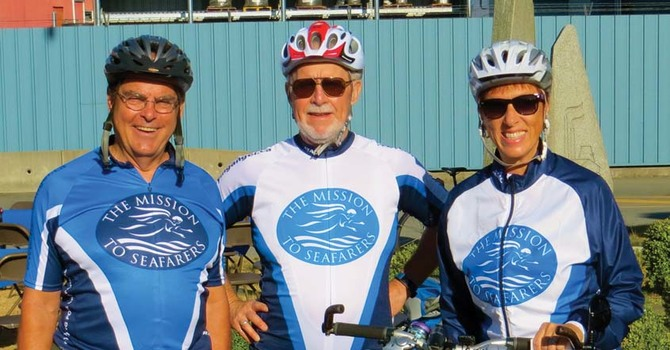 Cycling for Seafarers 2017 image
