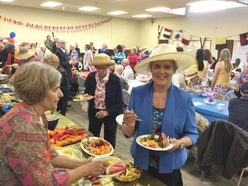 UPDATE! St. David's Big Lunch - June 2 | St. David's ...