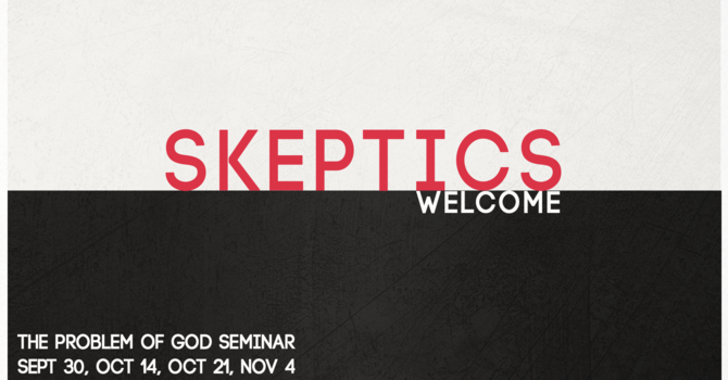Sign Up For The Skeptics Welcome Class image
