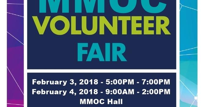 Volunteer Ministry Fair - Feb 3 & 4