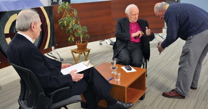 Archbishop Hambidge Interview image