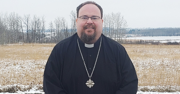 Induction of the Rev. Christopher Cook