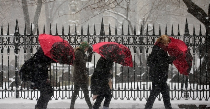 Weather Cancellation - Tuesday January 14 image