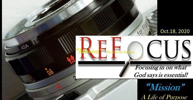 ReFocus 06 - Mission