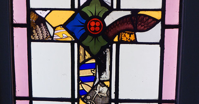 Chaplain Ramsey's Window image