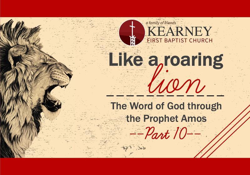 Part 10 - Like a Roaring Lion