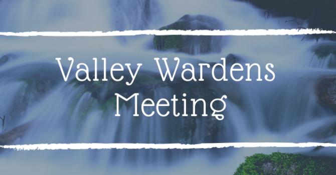 Valley Churchwardens Meeting