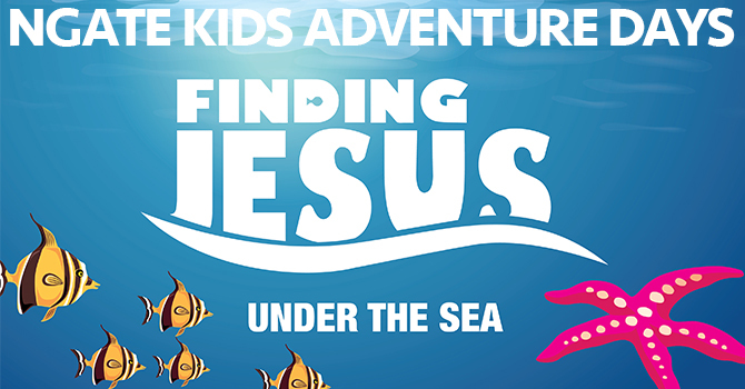 Northgate Kids Adventure Days: Finding Jesus!