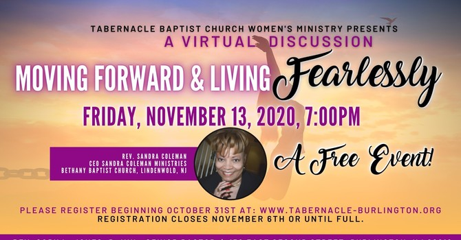 Women's Virtual Discussion