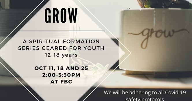 Grow Series For Youth