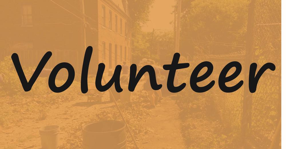Volunteering On Mission