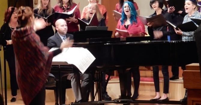 Singin' in the Rain Choral Celebration image