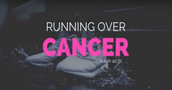 Running Over Cancer