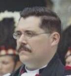 The Rev'd Colin Nicolle