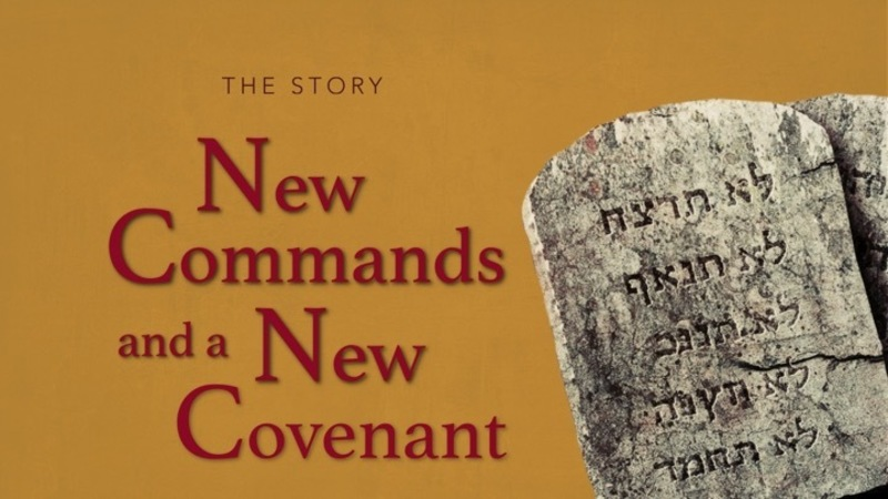 New Commands and a New Covenant