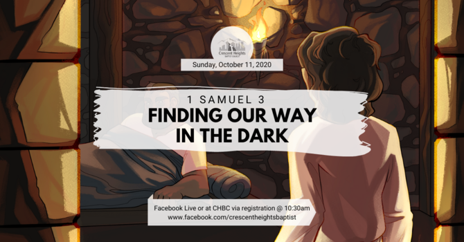 Finding Our Way In The Dark