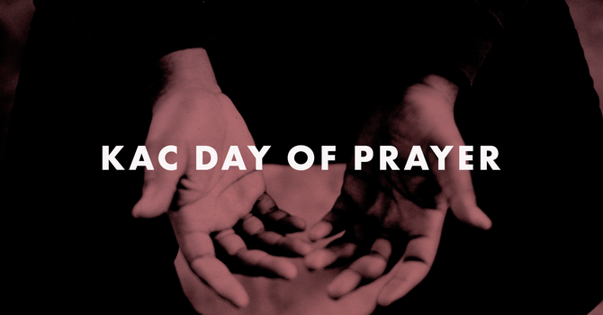 KAC DAY OF PRAYER