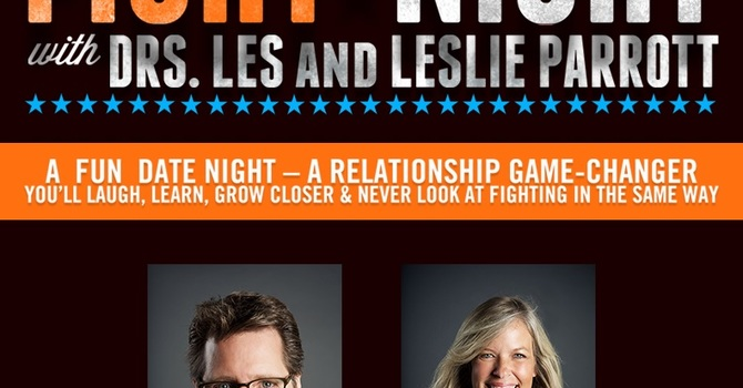 Fight Night - Fight Fair  February 24