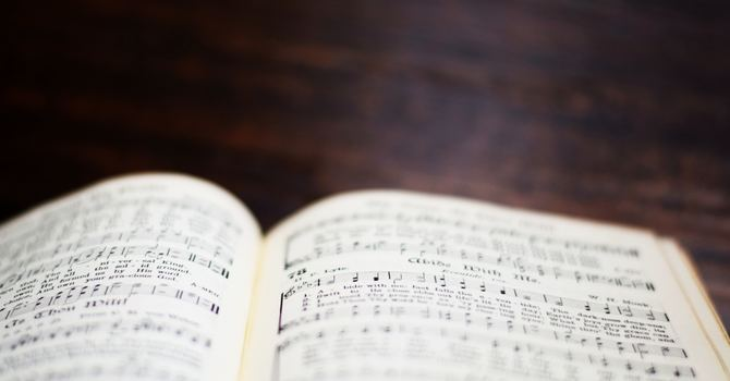 Question: How do you pick the hymns? image