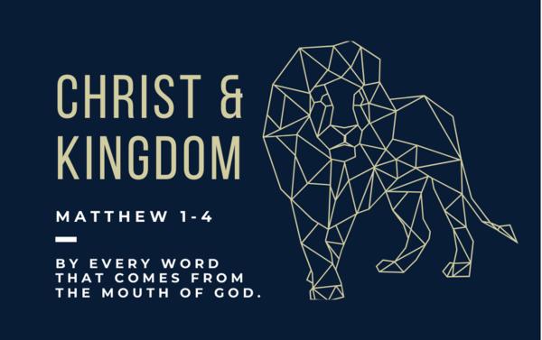 Christ & Kingdom