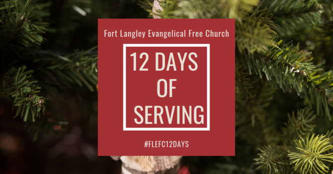 12 Days of Serving image