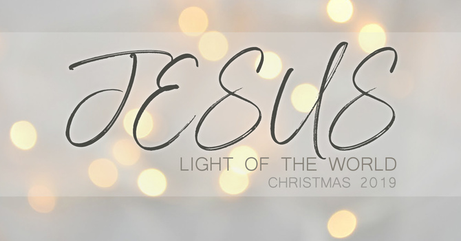 Jesus - Light Of The World